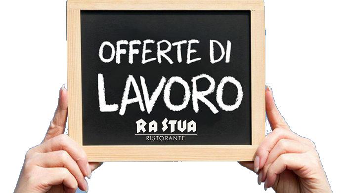 Offerta di lavoro Ristorante Ra Stua Cortina